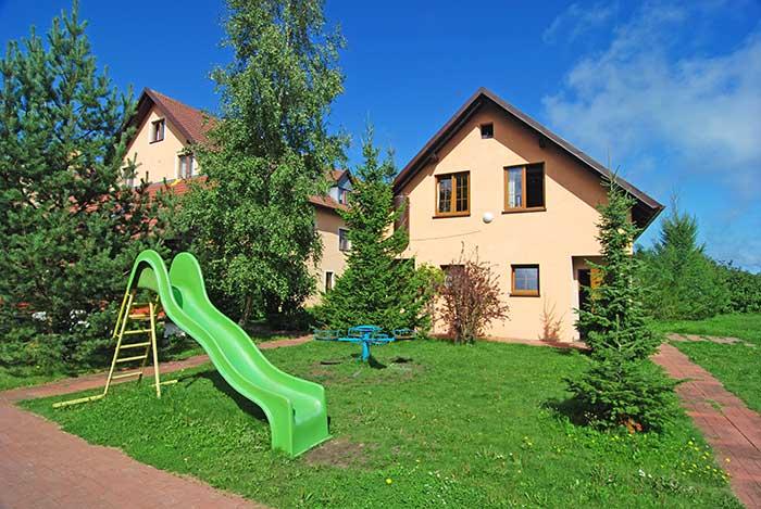 Łeba - Pensjonat ZOFIA