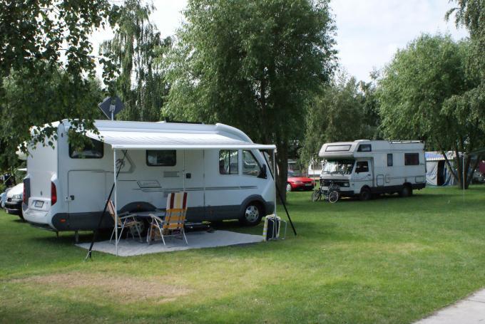 Łeba - Camping Leśny nr 51