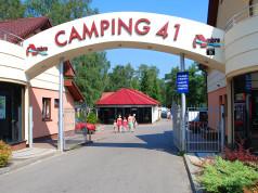 Łeba - Camping Ambre