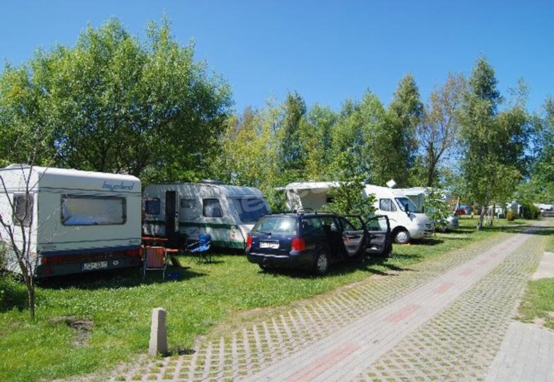 Łeba - Camping Marco Polo