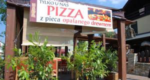 Łeba - Bar, pizzeria ŁASUCH